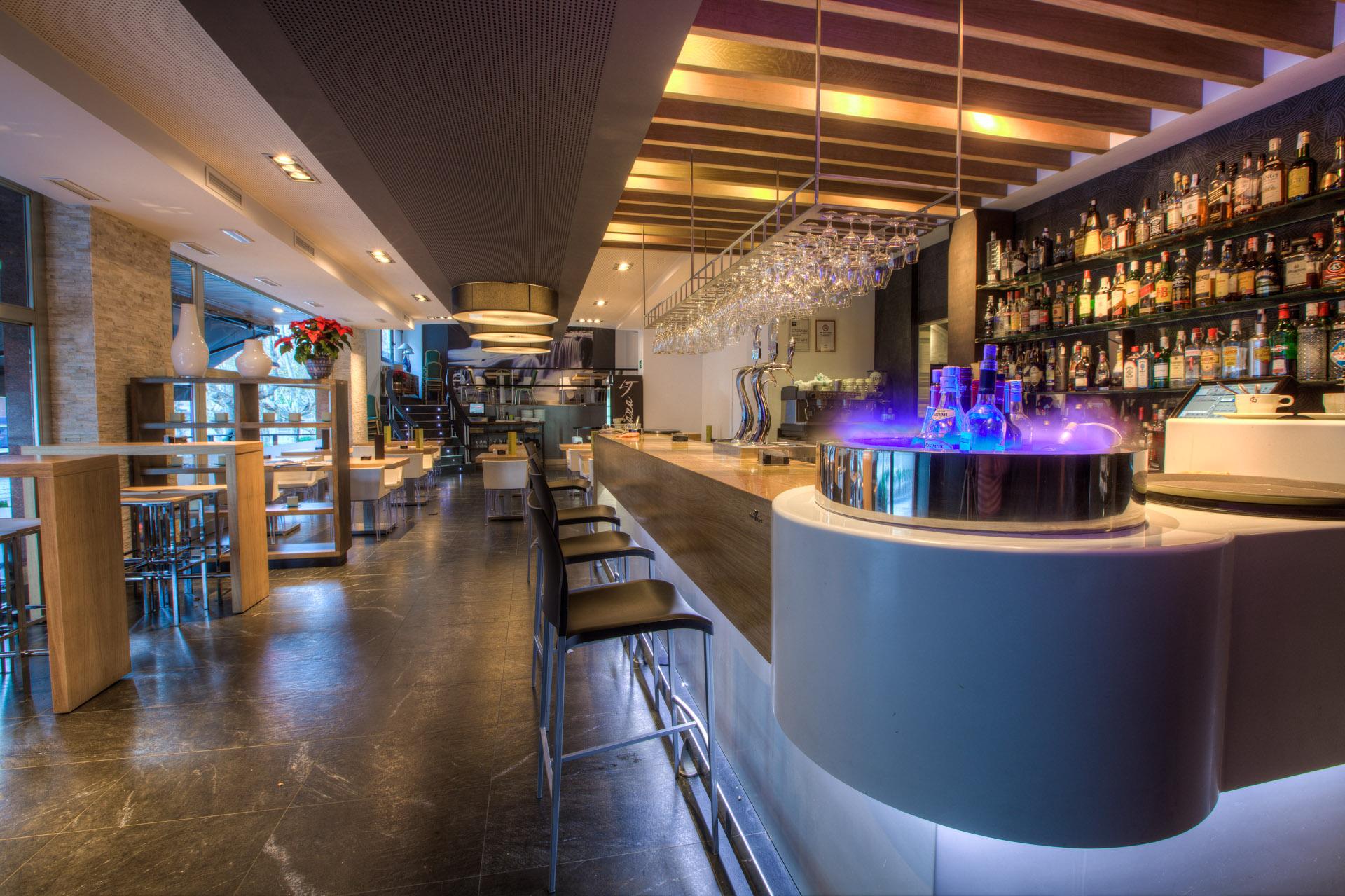 Cafetería Y Restaurante La Terraza Hotel En Jaen Hotel